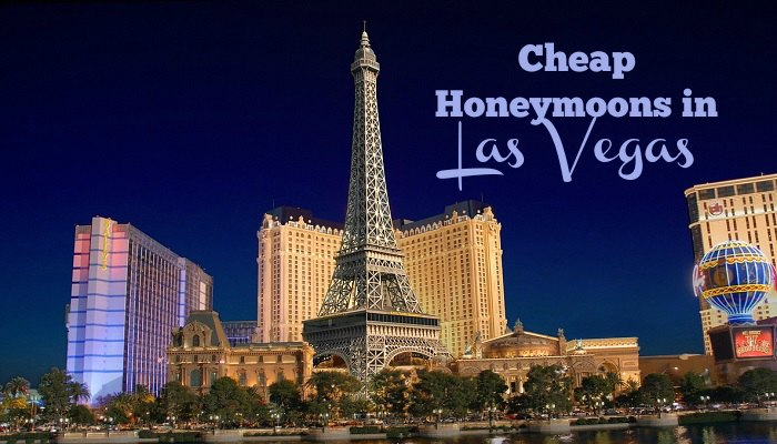 Cheap Honeymoons in Las Vegas