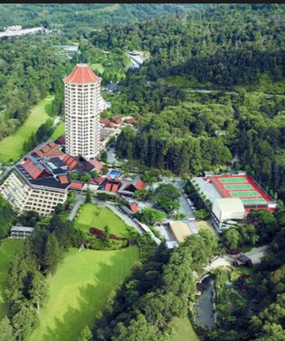 Genting Highlands Resort, Genting Highlands, Malaysia