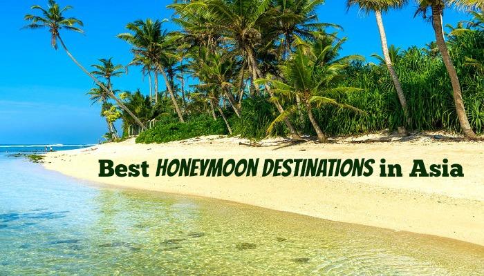 Best Honeymoon Destinations in Asia