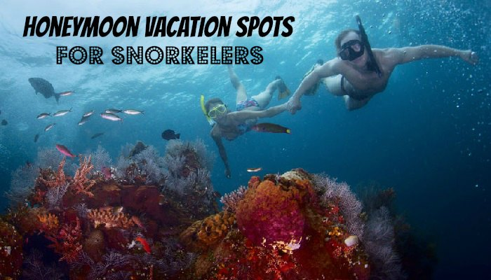Honeymoon Vacation Spots for Snorkelers