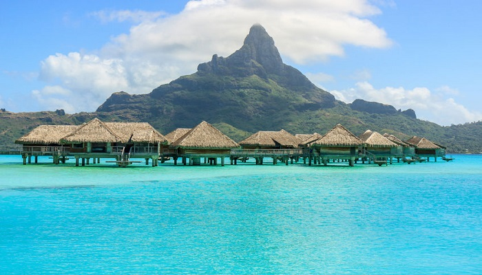 Romantic Honeymoon Vacations in Bora Bora