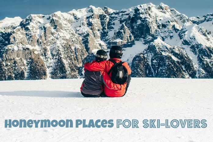 Honeymoon Places for Ski Lovers